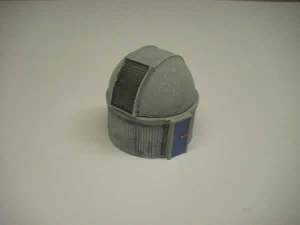 1:76 SMALL GARDEN OBSERVATORY