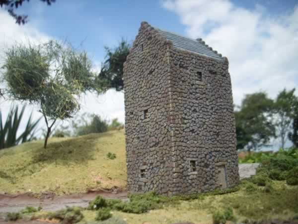 SCOTTISH TOWER HOUSE