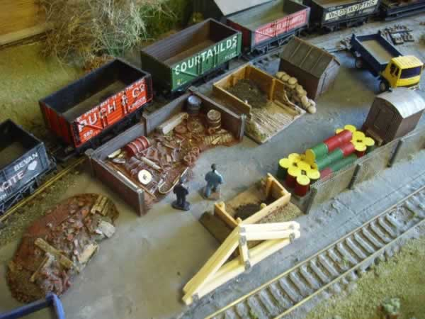 SMALL WORKS YARD