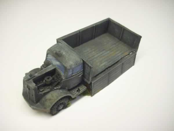 1:56  SHOT UP OPEL BLITZ