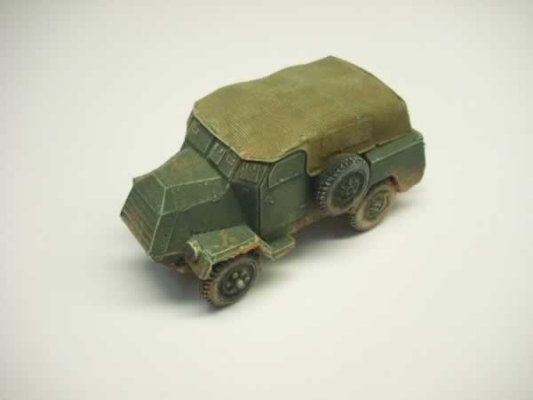 1:56  CMP CT15 ARMOURED CAR