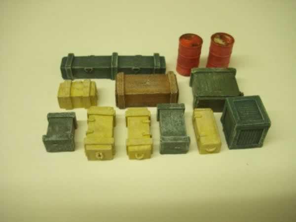 TRUCK LOADS (12piece)