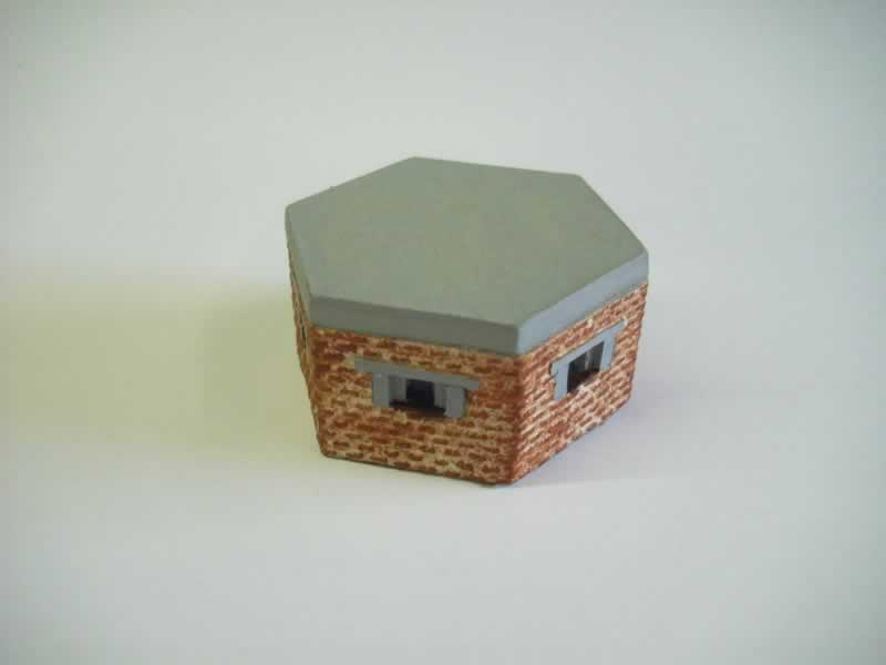 1:56  BRITISH PILL BOX BRICK FACED