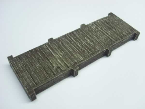 1:56  WOODEN DOCK OR PIER